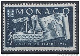 MONACO 1946  -  Y.T.  N° 294 -  NEUF** - Neufs