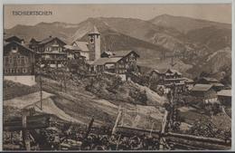 Tschiertschen - Generalansicht - Photo: Carl Künzli No. 6134 - GR Grisons