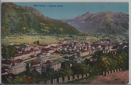 Bellinzona - Veduta Nord - TI Tessin