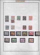 Nouvelle Calédonie - Collection Vendue Page Par Page - Timbres Neufs */ Oblitérés- Qualité B/TB - Lots & Serien