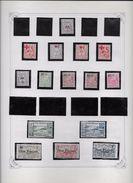 Nouvelle Calédonie - Collection Vendue Page Par Page - Timbres Neufs */ Oblitérés- Qualité B/TB - Nouvelle-Calédonie