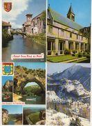 Lot De 100 Cpm De France,(Mer,Montagne,Ville,etc...) - Cartes Postales