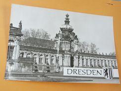 Dresden - Der Zwinger (erbaus 1711-22) Germany - Dresden