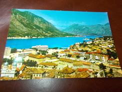 B648 Kotor Montenegro Non Viaggiata - Montenegro
