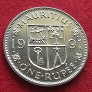 Mauritius 1 Rupee 1991 Mauricia Maurice UNCºº - Mauritius