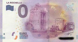 BILLET EURO TOURISTIQUE LA ROCHELLE   (2016-1) N°UEET002573 - EURO