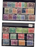 1919 Hradcany  Y 1- 40  ( 23 Valeurs Complet Sauf 6-9-13- 39 )tous TB - Used Stamps