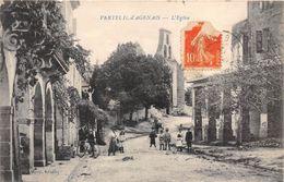 47-VERTEUIL-D'AGENAIS- L'EGLISE - France