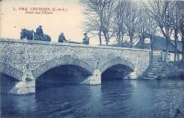 28 - EURE ET LOIR / 281828 - Chuisnes - Pont Sur L' Eure - Autres Communes