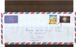 Cover From Iraq To Belgium (to See) - Iraq
