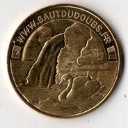 Saut Du Doubs - 25  (Monnaie De Paris, 2017) - Monnaie De Paris