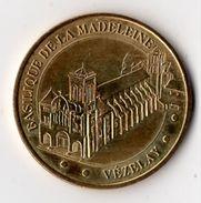 Vézelay - 89 : Basilique De La Madeleine  (Monnaie De Paris, 2017) - Monnaie De Paris
