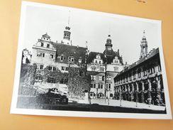 Dresden - Ehem. Stallhof Vor Der Zerstörung Germany - Dresden