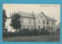 CPA Les Ecoles THEZILLIEU 01 - France