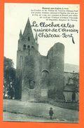 """CPA 45 Meung Sur Loire """" Le Clocher Et Les Ruines De L'ancien Chateau Fort """" LJCP 50 - France"""