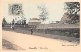 28 - EURE ET LOIR / Courville - 282019 - Usine à Gaz - Courville