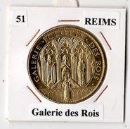 Reims - 51 : Cathédrale Notre-Dame, La Galerie Des Rois (Arthus Bertrand) - Arthus Bertrand