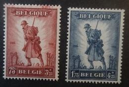 BELGIE   1932    Nr.  351 - 352   Postfris **  CW  440,00 - Belgium
