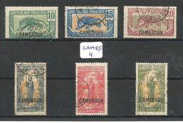 CAME(F) YT 88 à 92/94 Ob - Cameroun (1915-1959)