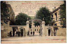 Chalon-sur-Saône. -- La Caserne Carnot. - Chalon Sur Saone