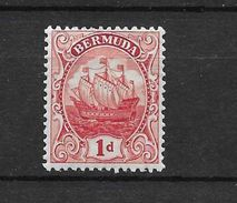 LOTE 1395  ///  BERMUDA *MH - Grande-Bretagne (ex-colonies & Protectorats)