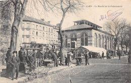 CAEN - Le Marché De La Poissonnerie - Caen