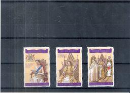 Silver Jubilee QE II - Complete Set - XX/MNH - Maurice (1968-...)