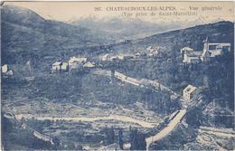 05 Chateauroux Les Alpes - Francia