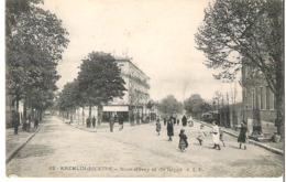KREMLIN BICETRE  Rues D'Ivry Et Du Repos - Kremlin Bicetre