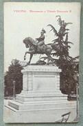 CPA  VERONA Monumento A Vittorio Emanuele  II - Autres
