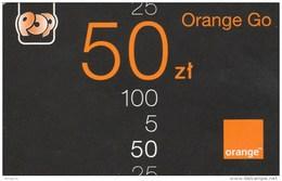 Poland - Orange Go  - 50 PLN - Polen