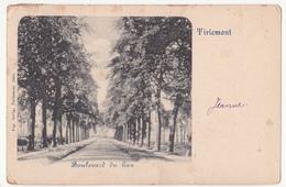 Tienen: Boulevard Du Gaz. - Tienen