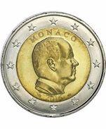 MONACO 2 Euro 2015 ALBERTO II - Monaco