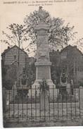 LE  MONUMENT  AUX  ENFANTS  DE  DOMONT  MORTS  POUR  LA  FRANCE - Domont