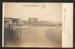 CARTE PHOTO Prise Par L'auteur De La Carte (voir Texte Au Verso) - Atlantic City