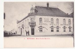 Scherpenheuvel:  Hôtel Vieille Barrière. - Scherpenheuvel-Zichem