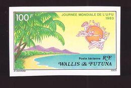 Wallis Et Futuna Timbre Non Dentelé Neuf Luxe ** Poste Aérienne PA N° 123 - Non Dentelés, épreuves & Variétés