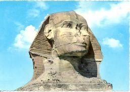 Egypte - Head Of Great Sphinx Of Giza - Dar El Kitab El Gauedid - Cairo - Neuve - 2229 - Pyramids