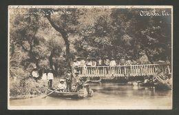 C.P.A PHOTO Pour La FRANCE 1906 - La Laguna De Nugalas - Mexique