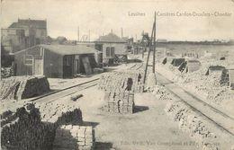 LESSINES - Carrières Cardon -Doulers, Chantier. - Lessines