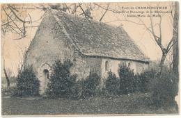 CLERE LES PINS, CHAMPCHEVRIER - Chapelle - Cléré-les-Pins