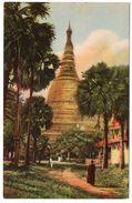 BIRMANIE / BURMA / MYANMAR  - PAGODA DI TOUNGOO / MISSION - Myanmar (Burma)