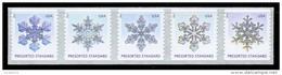 Etats-Unis / United States (Scott No.4812a - Flocons De Neige / Snowfkakes) [**] Bande / Strip - Verenigde Staten