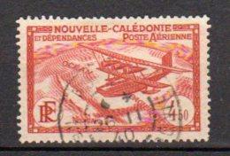 NOUVELLE CALEDONIE     Oblitéré     Y. Et T.  PA N° 30     Cote: 1,75 Euros - Poste Aérienne