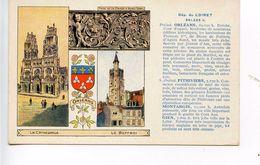 CARTE PUBLICITAIRE VALDA DEP DU LOIRET ORLEANS PITHIVIERS MONTARGIE GIEN - France
