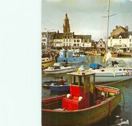 Cpsm  -   Le Croisic -   Le Port Et L 'église        Z365 - Le Croisic