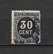 LOTE 1397  ///  ESPAÑA  1898 CIFRAS - Impuestos De Guerra
