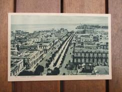 CPA CUBA LA HAVANE PASEO DE MARTI - Postcards