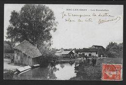 ARC LES GRAY - Les Ecoulettes - Francia