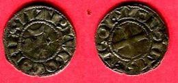 LA MARCHE  DENIER    ( B 452] TB 52 - 476-1789 Monnaies Seigneuriales